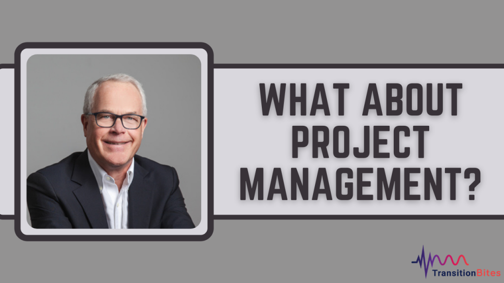 What About Project Management?