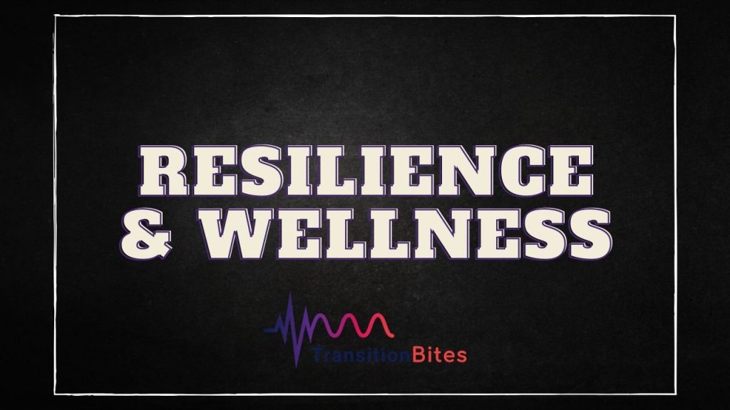 Resilience and Wellness